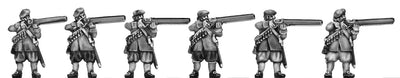Scots Shotte, standing firing (18mm)