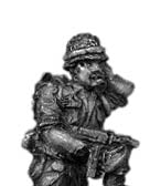 Legionnaire Radio Operator in helmet (15mm)