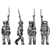 US Private, marching (18mm)