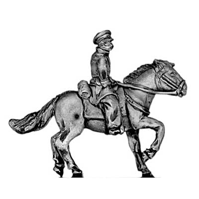 US Mounted senior officer (18mm)