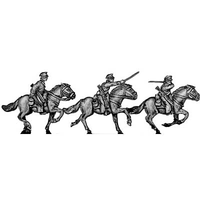 US Dragoon trooper (18mm)