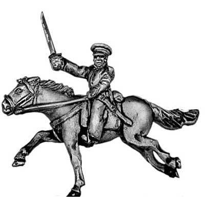 US Dragoon officer (18mm)