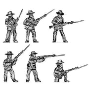 US - Mississippi Volunteer Riflemen (18mm)