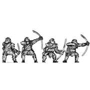Man-Orc light infantry archer (18mm)