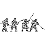 Man-Orc light infantry with spear (18mm)