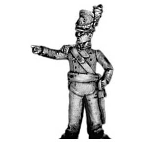 Centre Company Officer (18mm)