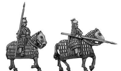 Nan Chao heavy armoured cavalry (15mm)