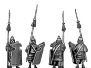 Nan Chao heavy infantry with shield and spear (15mm)