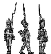 Fusilier, marching, in knee gaiters (18mm)