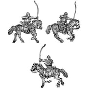 Mounted Samurai with bow (15mm)