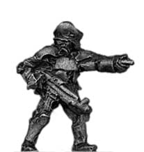 Sci-Fi German Stormtrooper Officer (15mm)