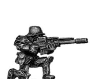 Sci-Fi German Stormtrooper Sniper (15mm)