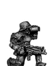 Sci-Fi German Stormtrooper Spotter (15mm)
