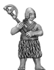 Guardsman with axe (15mm)