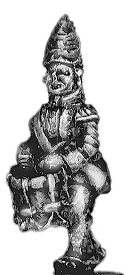 Prussian Fusilier drummer (18mm)