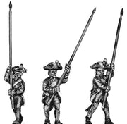 Prussian Standard Bearers (18mm)