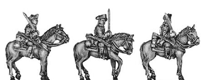 Prussian Dragoon (18mm)