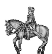 Prussian Dragoon officer (18mm)