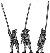 Hungarian Musketeer Standard Bearer (18mm)