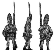 Hungarian Grenadier marching (18mm)