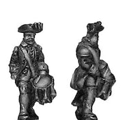 Russian Musketeer drummer (18mm)