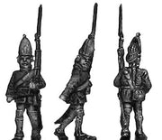 Russian Grenadier, summer uniform, marching (18mm)