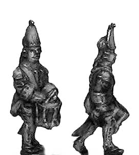 Russian Grenadier drummer (18mm)