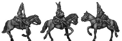 Russian Horse Grenadier, winter uniform (18mm)