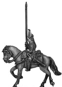 Russian Horse Grenadier standard bearer (18mm)
