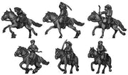 Kalmuk cavalry (18mm)