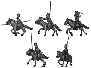 Cossack cavalry (18mm)