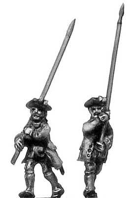 French standard bearer (18mm)