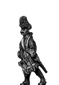 Grenadier de France drummer (18mm)