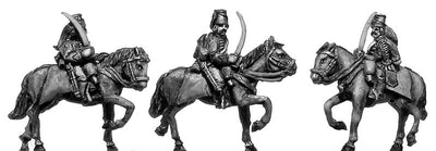 Hussar, in mirliton (18mm)
