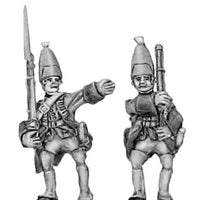 Fusilier NCO in mitre (18mm)
