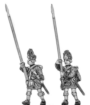 Highland Grenadier standard in bearskin (18mm)