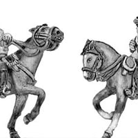 Mounted command set (18mm)