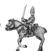 Horse Grenadier in mitre (18mm)