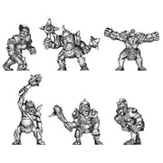 Armoured Troll (18mm)
