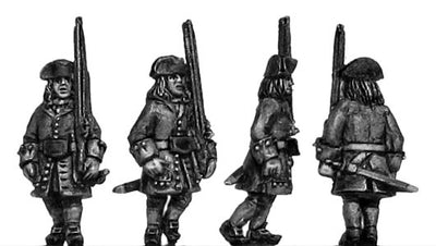 Catalonian line, marching (18mm)
