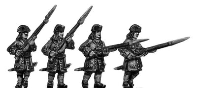 Catalonian line, advancing (18mm)