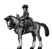 Catalonian Line Cavalry trumpeter (18mm)