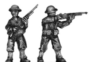 1941 US Marines with BAR (15mm)