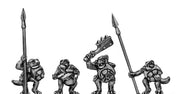 Lizard Warriors with Long Spears (10mm)