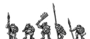 Lizard Warriors with Short Spears (10mm)