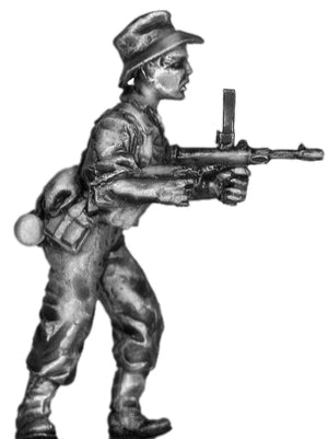 World War Two Australian Digger with Owen SMG (40mm)