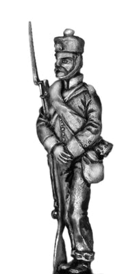 Private 95th Foot Derbyshire Regiment (40mm)