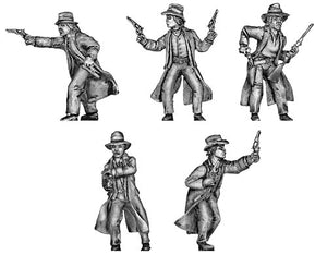 James-Younger Gang Set (40mm)