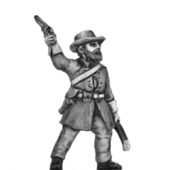 Officer hat, Frockcoat (15mm)