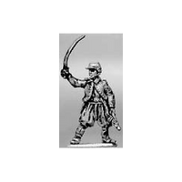 Zouave Officer (15mm)